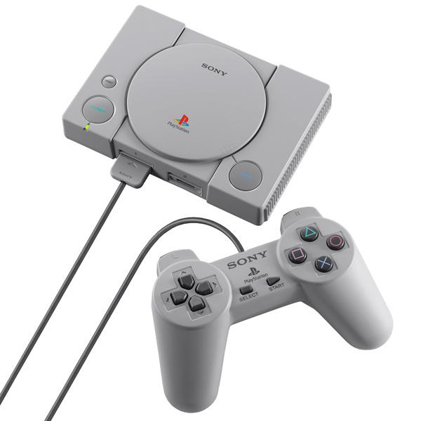 Игровая приставка Sony PlayStation Classic, купить в Москве, цены в интернет-магазинах на goods.ru