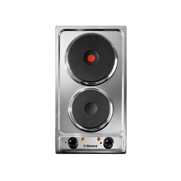 Встраиваемая электрическая панель Hansa BHEI301060 Silver - характеристики, техническое описание - маркетплейс sbermegamarket.ru