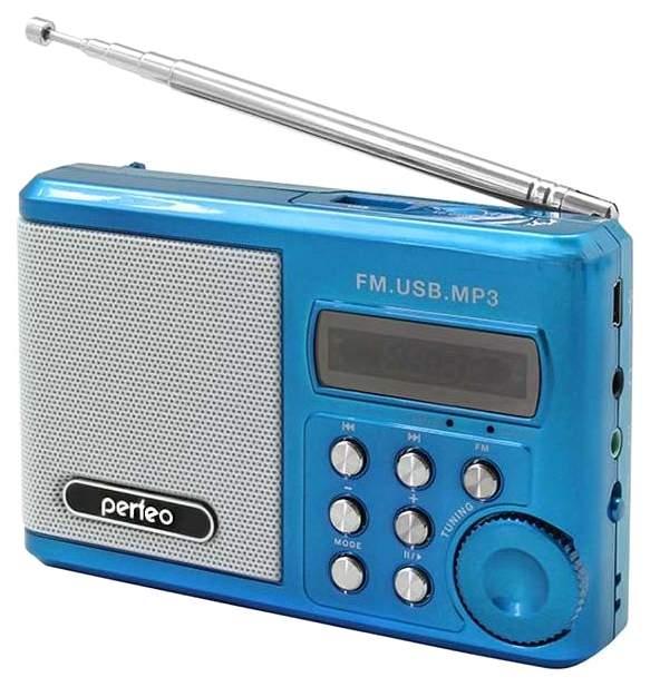 Купить <b>радиоприемник Perfeo</b> Sound Ranger <b>PF</b>-<b>SV922</b> Синий ...