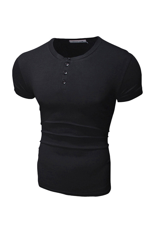 Купить футболка мужская Envy Lab SH011/ЧЕРНая черная 4XL, цены в Москве на goods.ru
