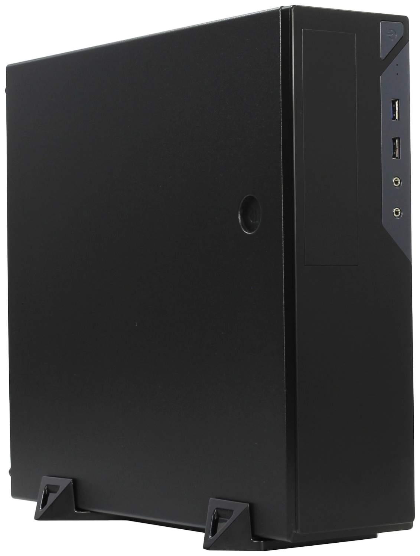 Компьютерный корпус Powerman EL-501 300 вт black