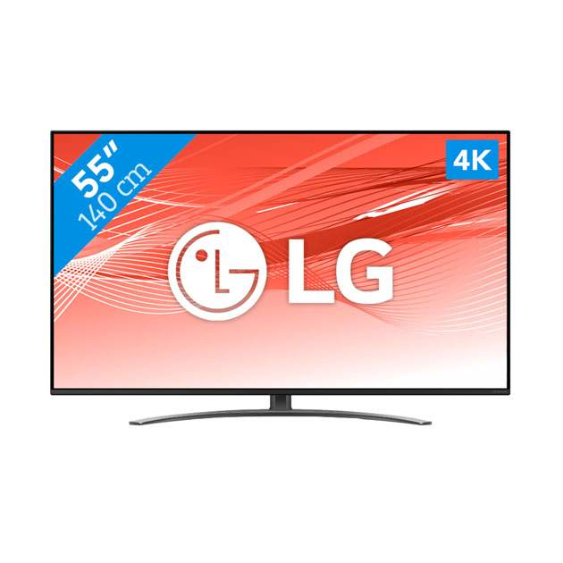 LED телевизор LG 55NANO816NA