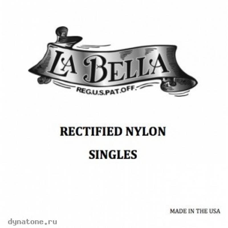 Одиночная струна для классической гитары LA BELLA S4 - купить в Москве - sbermegamarket.ru