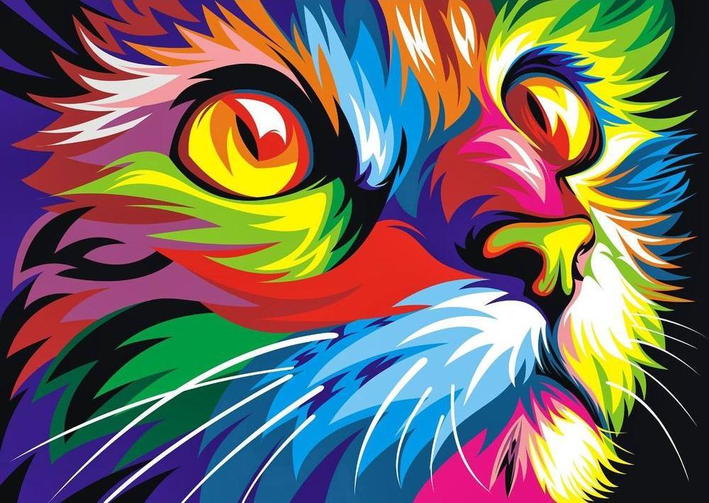 гостиницы картинки с разноцветными животными точно останется равнодушным