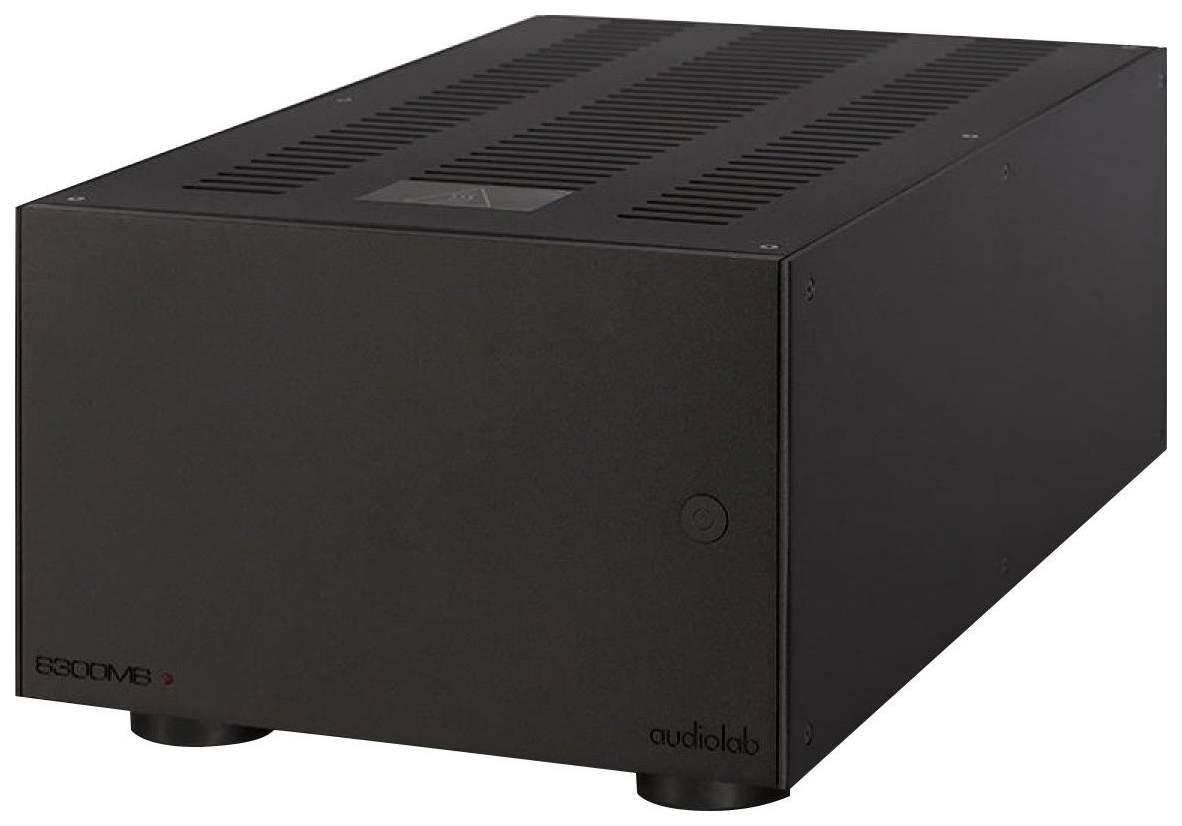 Усилитель мощности AudioLab 8300MB Black, купить в Москве, цены в интернет-магазинах на goods.ru