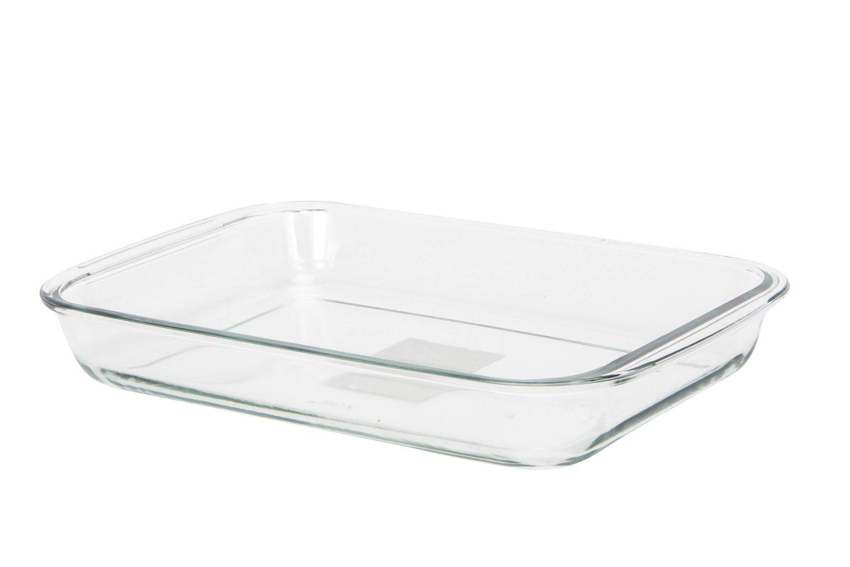 Форма для запекания прямоугольная, стекло, 2,0 л - Маркетплейс goods.ru