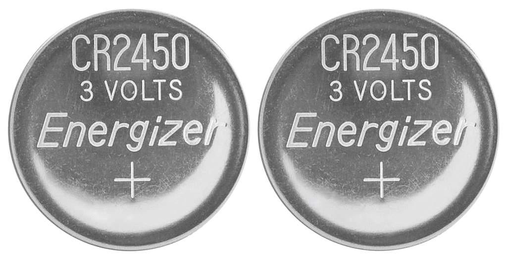 Батарейка Energizer 2450 Lithium 3V 2 шт, купить в Москве, цены в интернет-магазинах на goods.ru