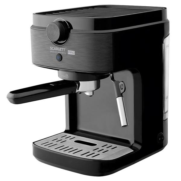Кофеварка рожкового типа Scarlett SC-CM33015 - характеристики, техническое описание - маркетплейс goods