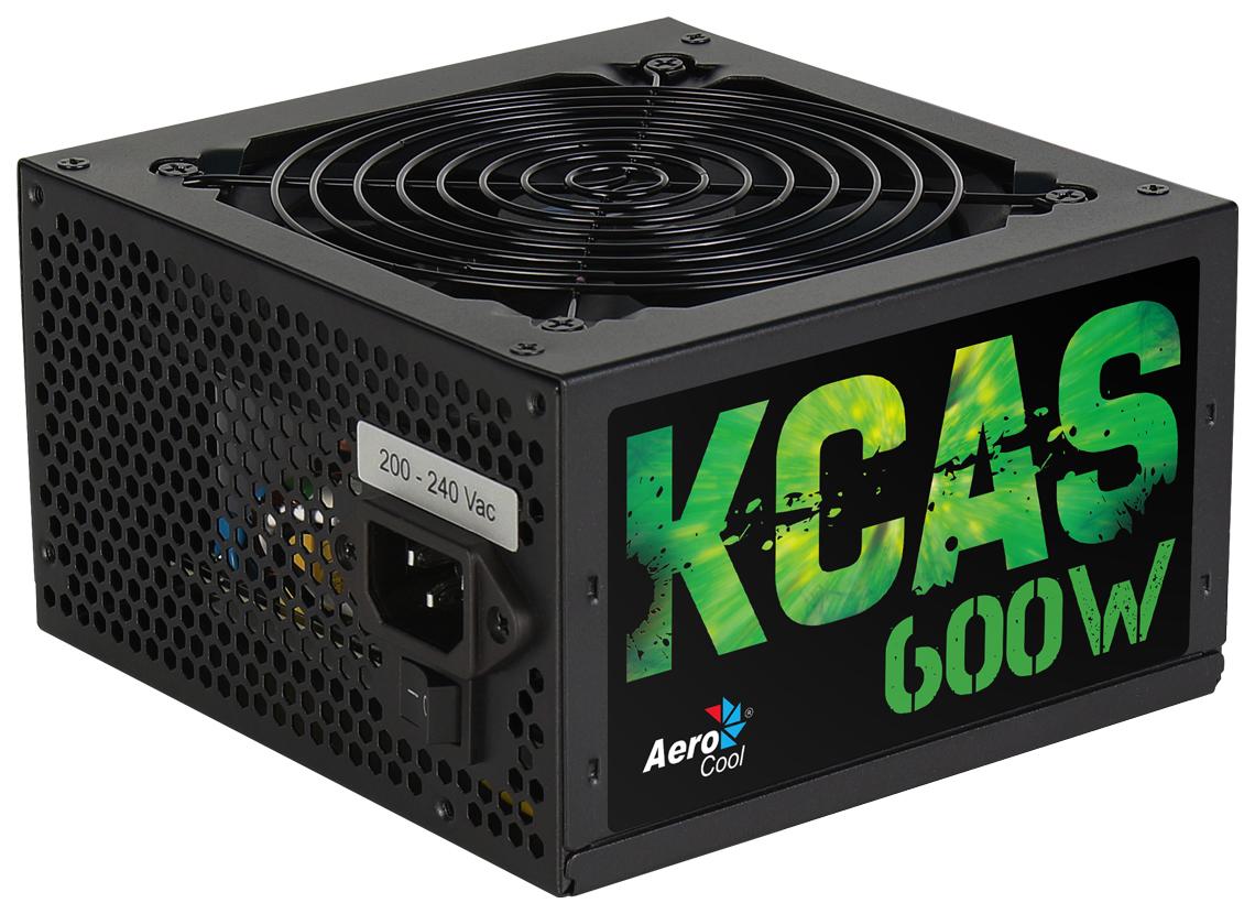 Блок питания компьютера Aerocool KCAS-600W ACPB-KC60AEC.11