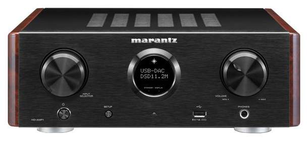 Интегральный усилитель Marantz HD-AMP1 Black, купить в Москве, цены в интернет-магазинах на goods.ru