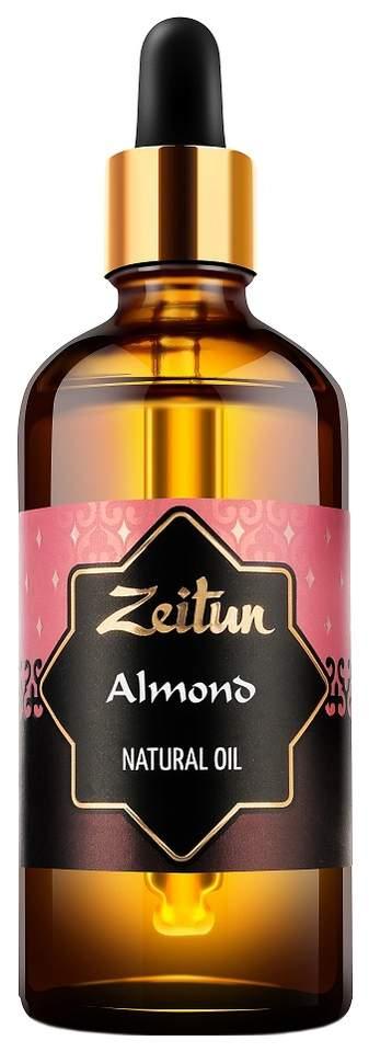 Масло для тела Zeitun Almond Natural Oil 100 мл - характеристики, техническое описание - маркетплейс goods