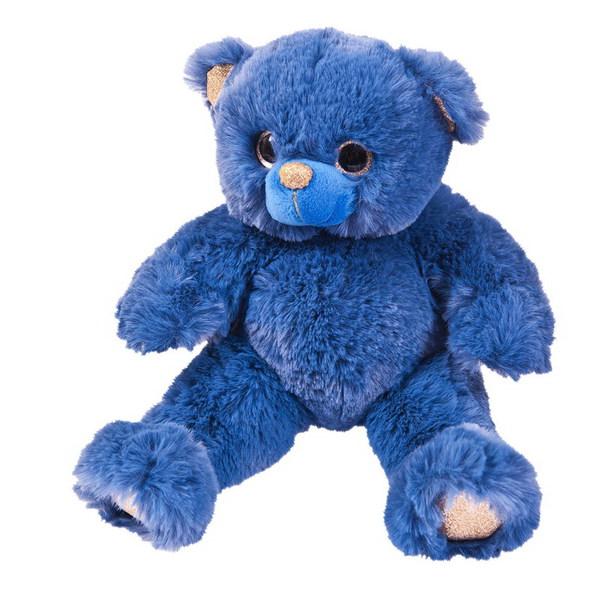 картинки синего медвежонка трасса стала первой