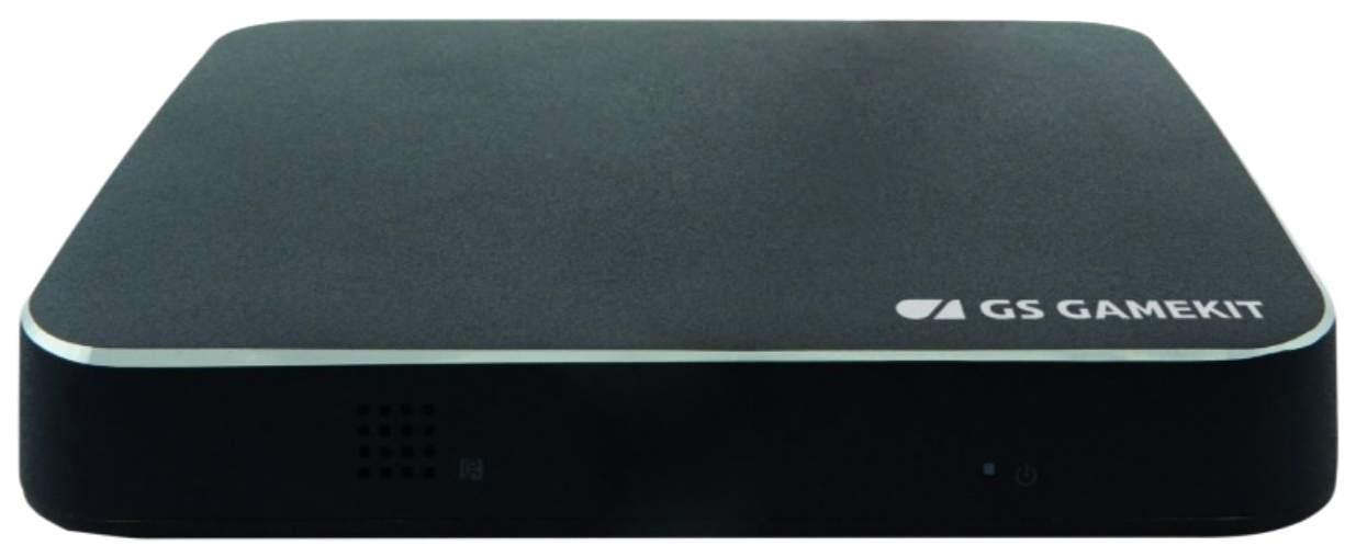 Приставка Триколор ТВ GS GAMEKIT Черный, купить в Москве, цены в интернет-магазинах на goods.ru
