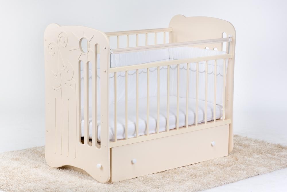 Детская кровать для новорожденных картинки