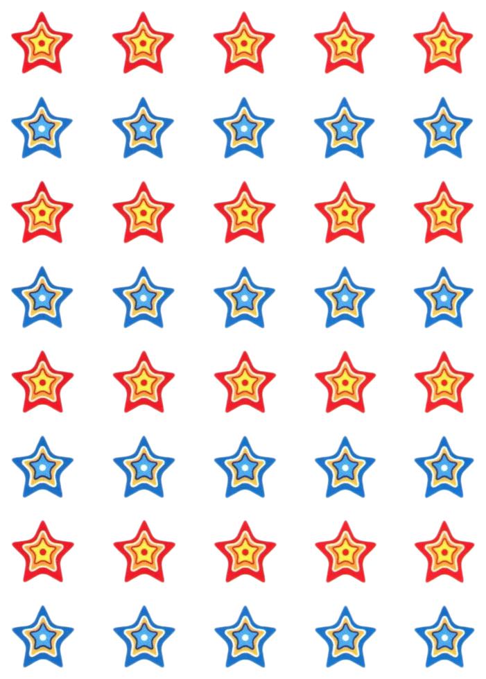 Картинки для маркировки звездочка