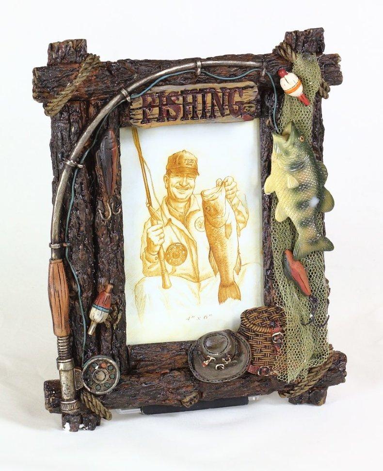 фоторамки рыбалка охота фото