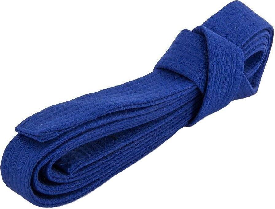 Пояс для кимоно синий купить, цены в Москве на sbermegamarket.ru