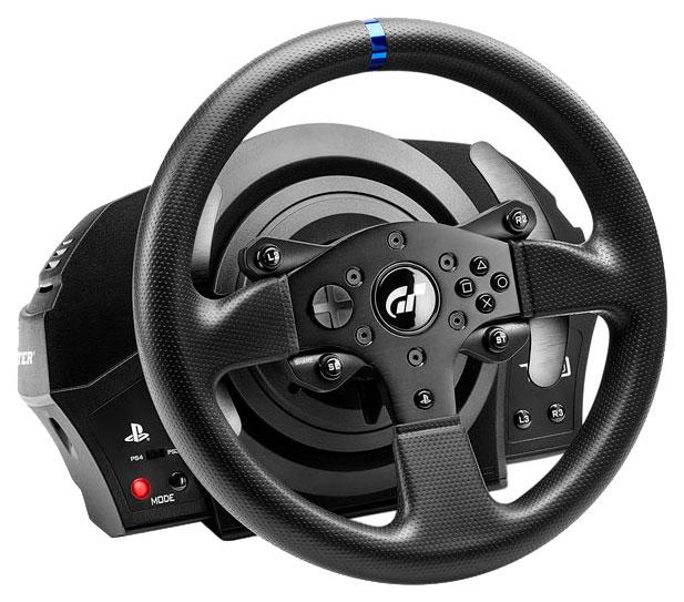 Игровой руль Thrustmaster T300RS GT Edition, купить в Москве, цены в интернет-магазинах на goods.ru