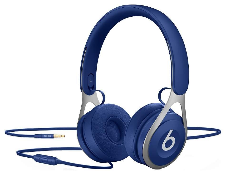 Наушники Beats EP On-Ear Headphones Lite Blue, купить в Москве, цены в интернет-магазинах на goods.ru