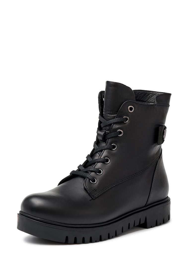 Купить ботинки женские Alessio Nesca 25707920 черные 39 RU, цены в Москве на goods.ru