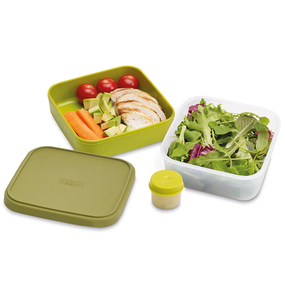 Купить <b>ланч</b>-<b>бокс Joseph Joseph GoEat</b> Salad box <b>81029</b> ...
