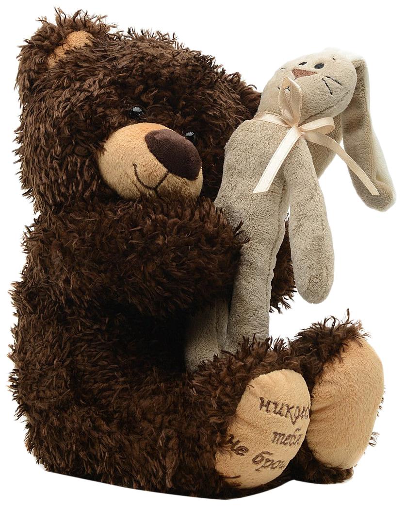 картинка игрушек заяц и мишка годы