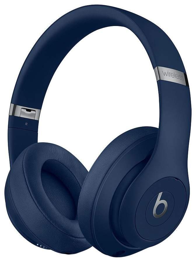Беспроводные наушники Beats Studio3 Blue, купить в Москве, цены в интернет-магазинах на goods.ru
