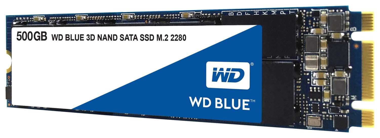 Внутренний SSD накопитель Western Digital 500GB (WDS500G2B0B), купить в Москве, цены в интернет-магазинах на goods.ru