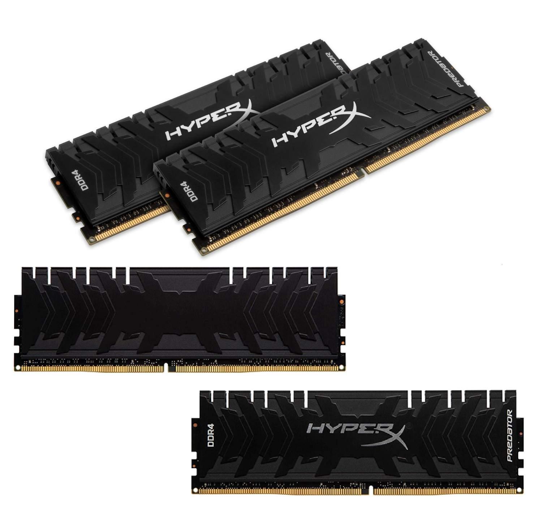 Оперативная память Kingston HX433C16PB3K4/32 - характеристики, техническое описание - маркетплейс goods