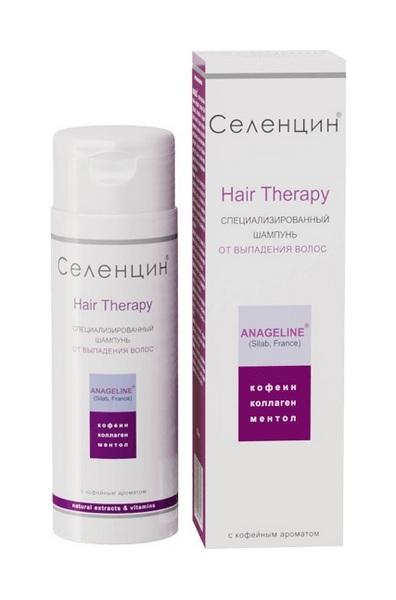 Купить шампунь Селенцин Hair Therapy 200 мл, цены в Москве на goods.ru