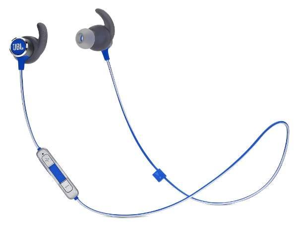 Технические характеристики - беспроводные наушники JBL Reflect Mini 2 Blue - Маркетплейс goods.ru