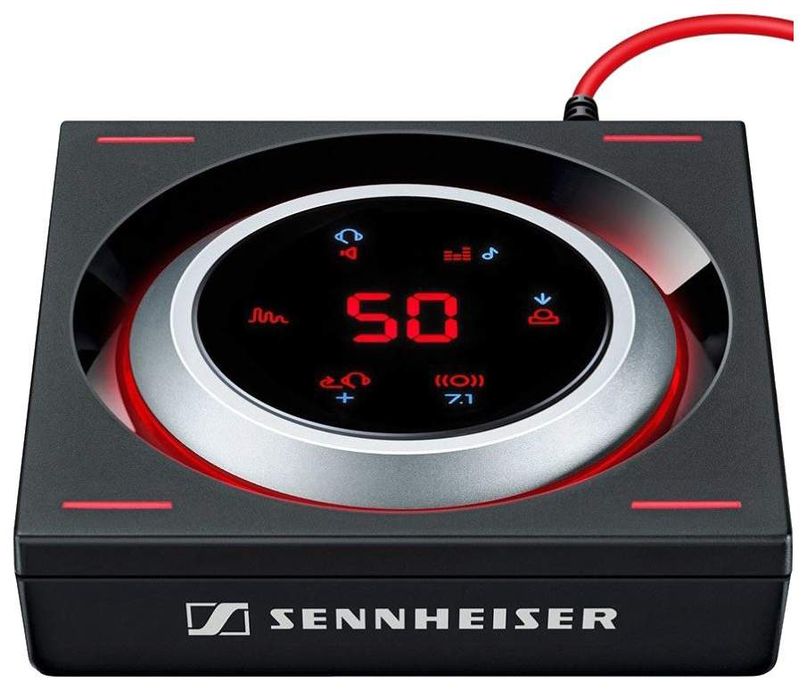 Усилитель для наушников Sennheiser GSX 1000 Black, купить в Москве, цены в интернет-магазинах на goods.ru