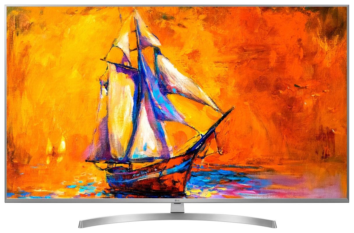 NanoCell Телевизор 4K Ultra HD LG 55UK7550PLA