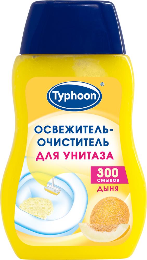 Освежитель для унитаза Тайфун дыня 200 мл купить, цены в Москве на goods.ru