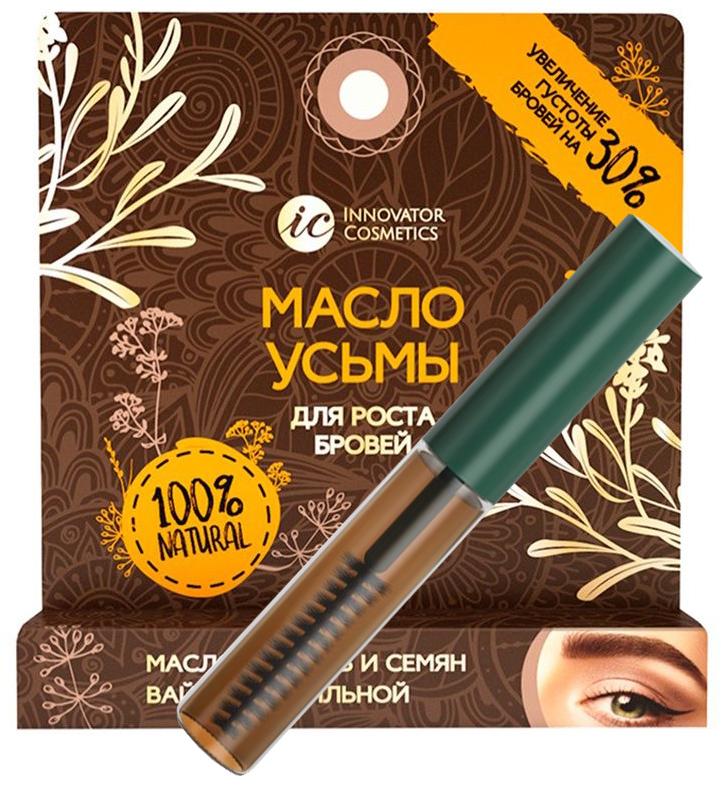 Купить средство для роста бровей Innovator Cosmetics Масло усьмы 4 мл, цены в Москве на goods.ru
