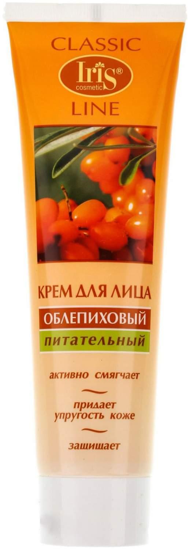 Купить крем для лица IRIS Облепиховый 100 мл, цены в Москве на goods.ru