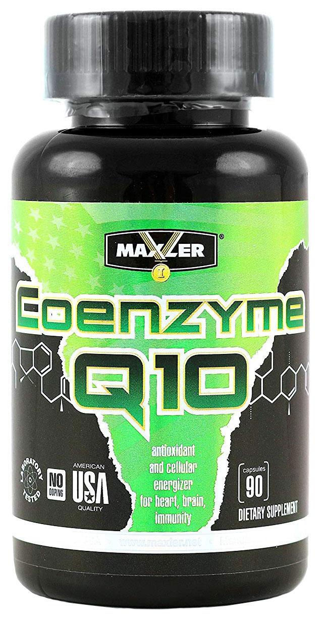 Maxler coenzyme q10: свойства, состав, форма выпуска и цена