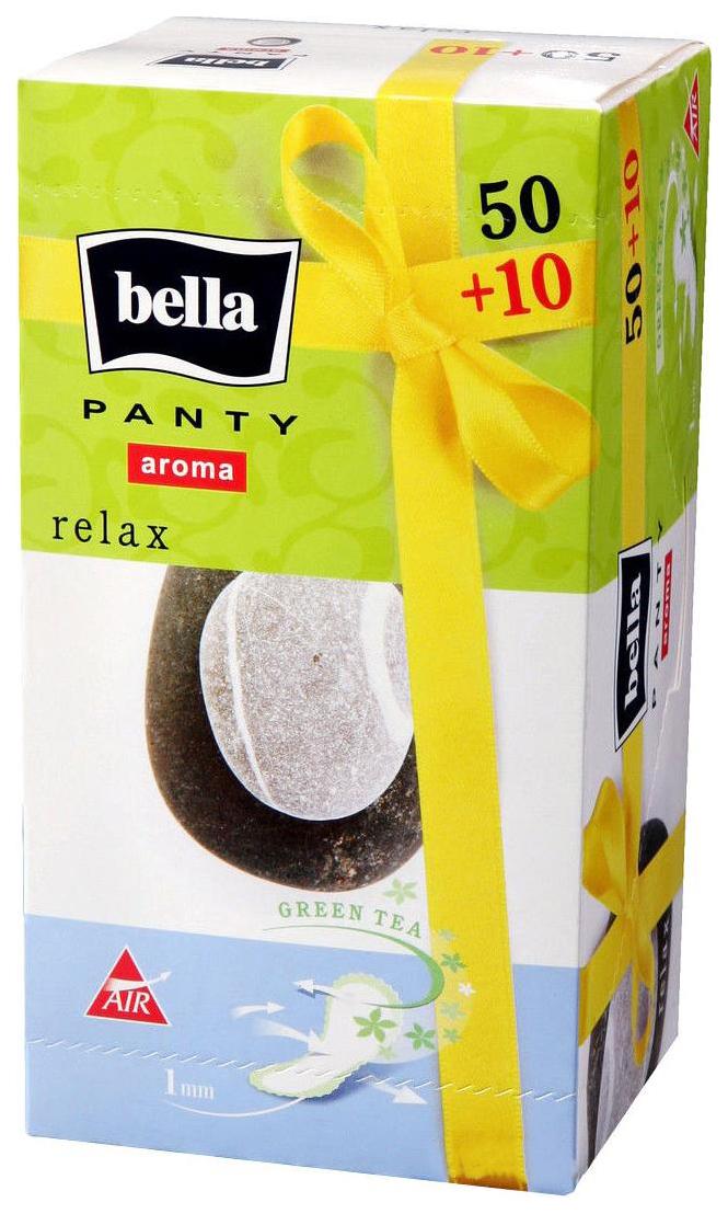 Купить прокладки Bella Panty Aroma Relax 60 шт, цены в Москве на goods.ru
