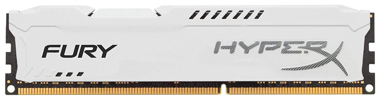 Оперативная память HyperX FURY HX318C10FW/4, купить в Москве, цены в интернет-магазинах на sbermegamarket.ru