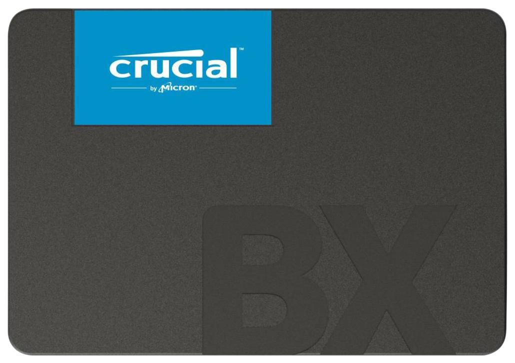Внутренний SSD накопитель Crucial BX500 240GB (CT240BX500SSD1), купить в Москве, цены в интернет-магазинах на goods.ru