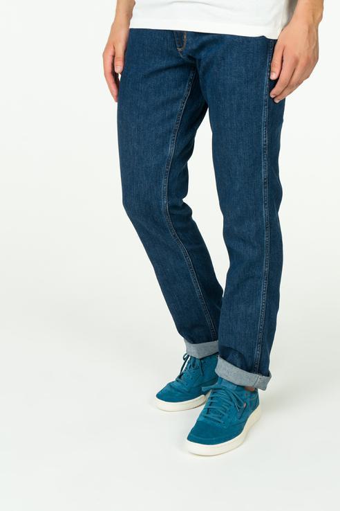 Купить джинсы мужские Wrangler W15Q23090 синие 31/32 USA, цены в Москве на goods.ru