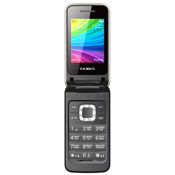 Мобильный телефон teXet TM-204 Gold, купить в Москве, цены в интернет-магазинах на sbermegamarket.ru