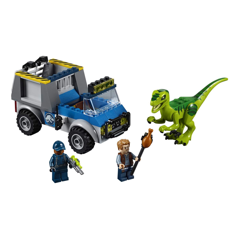 Купить <b>конструктор LEGO Juniors</b> Грузовик спасателей для ...