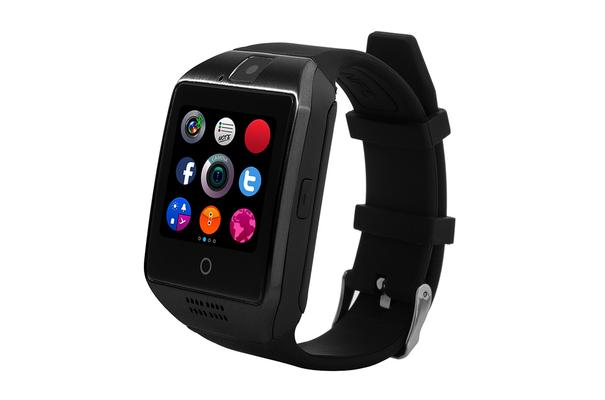 Смарт-часы Zodikam Q18 Black/Black, купить в Москве, цены в интернет-магазинах на goods.ru