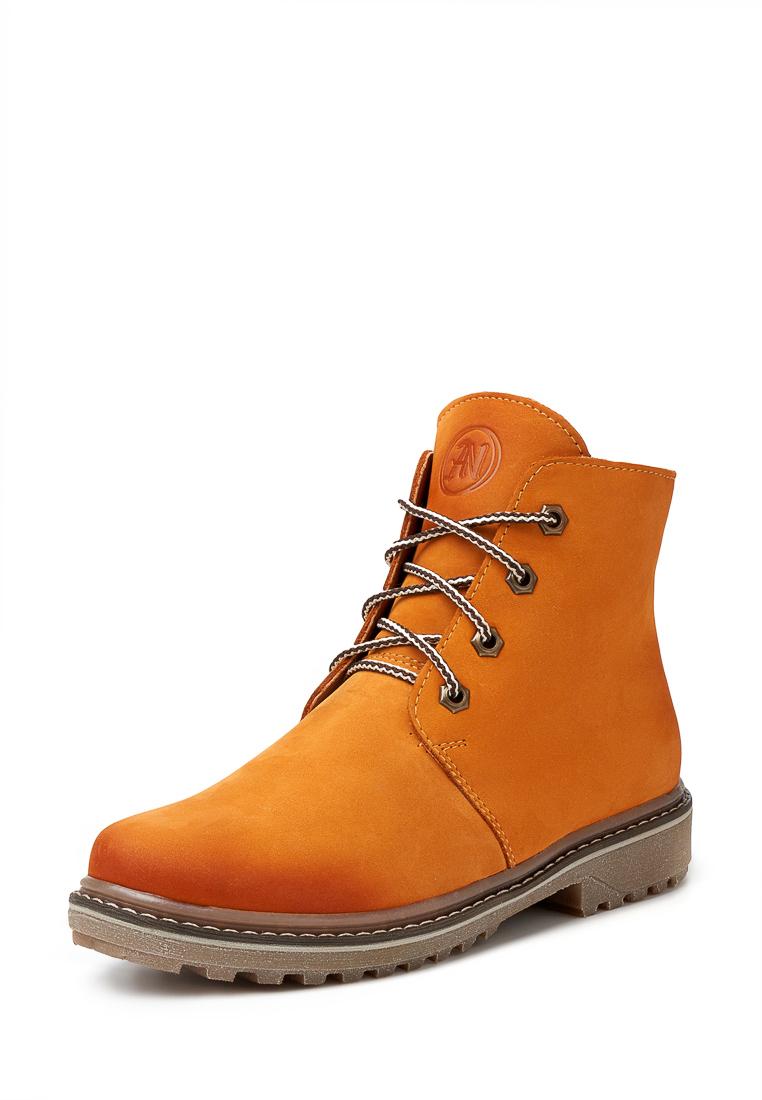 Купить ботинки женские Alessio Nesca 710018331 бежевые 39 RU, цены в Москве на goods.ru