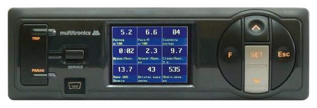 Купить бортовой компьютер Multitronics CL-550, цены в Москве на  sbermegamarket.ru   Артикул: 100023008498