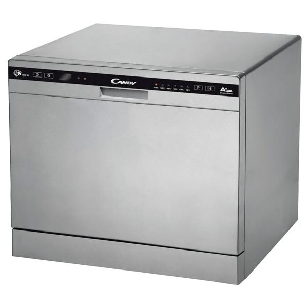 Посудомоечная машина компактная Candy CDCP 8/ES-07 silver - отзывы покупателей на маркетплейсе sbermegamarket.ru