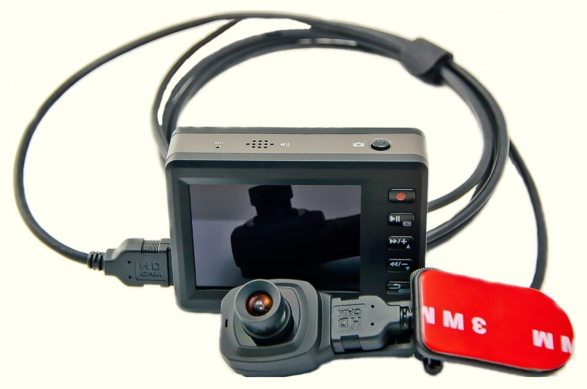 Hd видеорегистратор автомобильный с выносной камерой автомобильный видеорегистратор car camcorder fhd 1080p