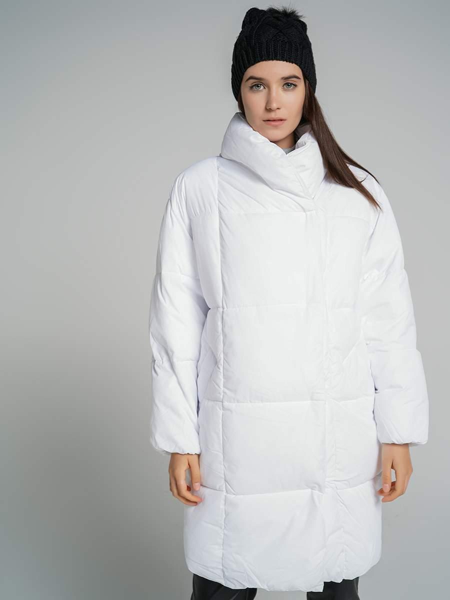 Пуховик-пальто женский ТВОЕ A6554 белый XS, купить в Москве, цены в интернет-магазинах на goods.ru