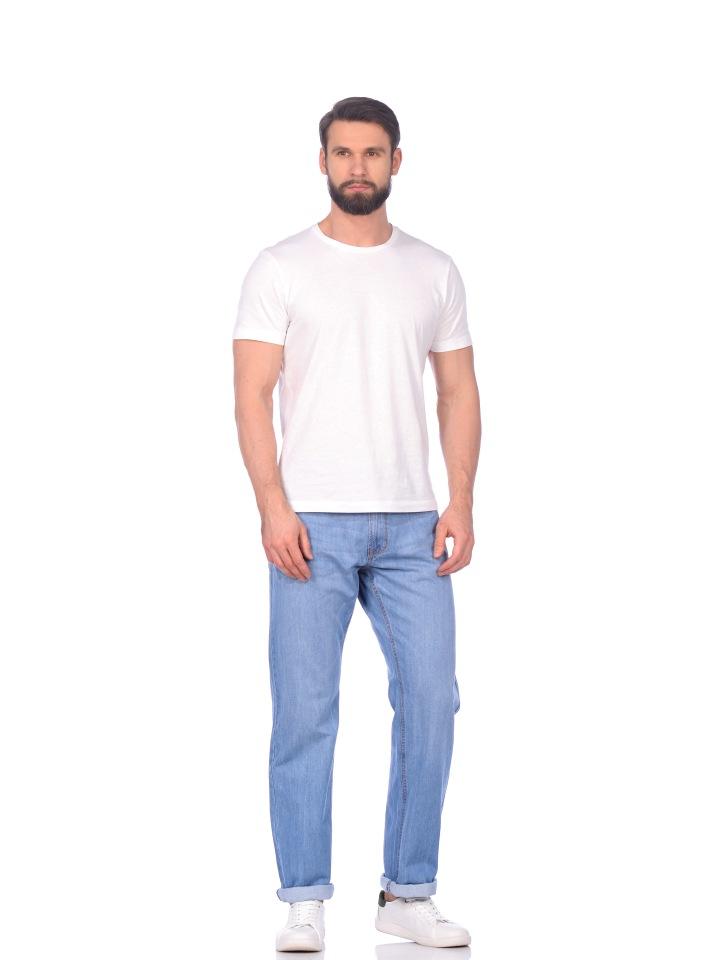 Купить джинсы мужские Rovello RM10014 синие 42/34, цены в Москве на goods.ru